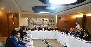Türkiye Kent Konseyleri Birliği toplantısı