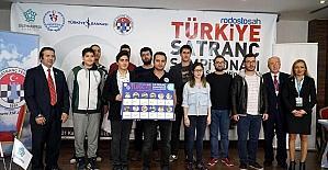 Türkiye Satranç Şampiyonası devam ediyor