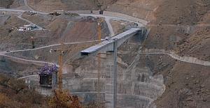 Türkiye'nin en büyük asma köprüsü