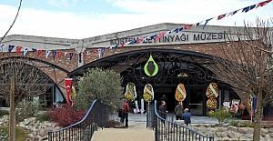Urla'da Zeytinyağı Müzesi açıldı