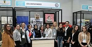"""Uşak Üniversitesi """"Design Week Turkey Tasarım Haftası""""na katıldı"""