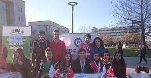 Uşak Üniversitesi öğrenci toplulukları tanıtım etkinliği düzenledi