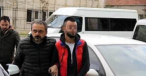 Uyuşturucu ile yakalanan genç tutuklandı