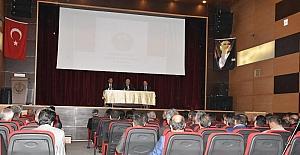 Vali Güvençer'den Kırkağaç'ta muhtarlar toplantısı
