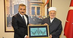 """Vali Kaymak: """"Kudüs davası tüm İslam aleminin davasıdır"""""""