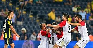 Vardar, Fenerbahçe'den sonra sıfırladı