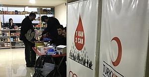 Yeni Hamle Eğitim Kurumlarından kan bağışı kampanyası