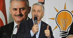 Bakan Arslan ile Fakıbaba Harran ve Akçakale'de partililerle buluştu