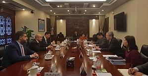 Başbakan Yardımcısı Şimşek'in Çin ziyareti