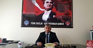 """Başkan Tokur: """"Atamalar merkezi sınavla yapılmalı"""""""