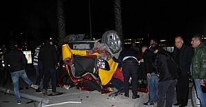 Fatih'te trafik kazası: 1 ölü, 3 yaralı