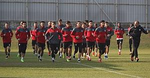 G. Manisaspor, Ankaragücü maçı hazırlıklarını sürdürüyor