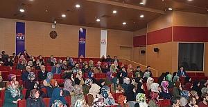 """Hitit'te """"Türkiye ve Terör Kuşağı"""" konulu konferans"""