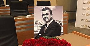 İTO Meclisi İbrahim Çağlar'ı andı