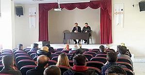 Kahta'da kültürel faaliyetler toplantısı yapıldı