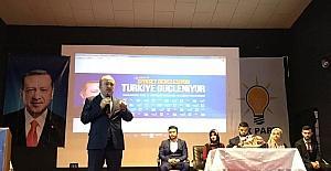 Karadağ'dan Osmancık'a doğalgaz müjdesi