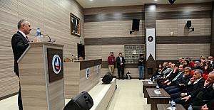 Kırıkkale Üniversitesinde eğitimde değişim yönetimi ele alındı