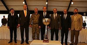 Kupa Voley Finali Şanlıurfa'da başladı