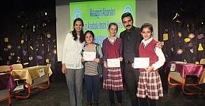 Malazgirt'te öğrenciler arası bilgi yarışması