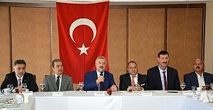 Müteahhitler Federasyonu Başkanı Necip Nasır: