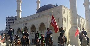 Rahvan Atları Kudüs için hazır
