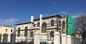 Tarihi Türk Ocakları binası restore ediliyor