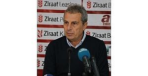 T.M. Akhisarspor - Ankara Demirspor maçının ardından