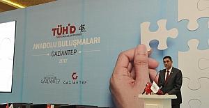 TÜHİD Anadolu buluşmaları, Gaziantep toplantısı