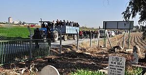 Üniversiteli Özgürcan Adana'da toprağa verildi