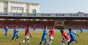 Yeni Malatyaspor U21 takımı kaçan galibiyete üzülüyor