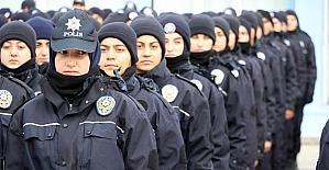 Yozgat POMEM'de polis adayları mezuniyete hazırlanıyor