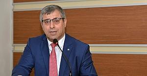 ZMO Adana Şubesi'nde Karademir güven tazeledi