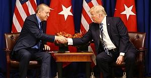 ABD'den Türkiye'ye: Teröristlerimizi vurmayın!