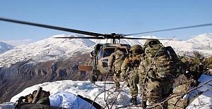 Afrin'e 1000 komando yolda