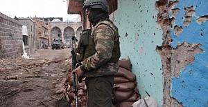 Afrin'de 4 günlük hedefe 2 günde ulaşıldı