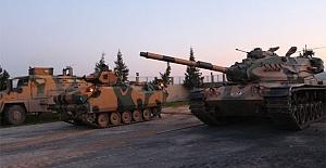 Afrin için 7 bin savaşçı