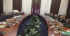 Akar ve Fidan, Rusya Savunma Bakanlığı'nda