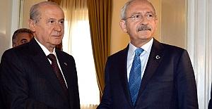 Bahçeli: Kılıçdaroğlu halt etmektedir