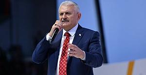 Yıldırım'dan ABD'ye: Bu Türkiye'ye düşmanlık