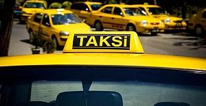 Beşiktaşta taksi şoförü ölü...