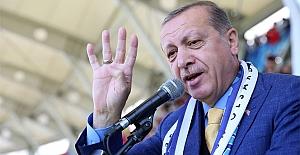 Erdoğan'ı mest eden çocuk