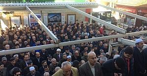 Eski Bartın Belediye Başkanı Ahmet Altıntel ebediyete uğurlandı