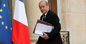 Fransa'dan Afrin Açıklaması