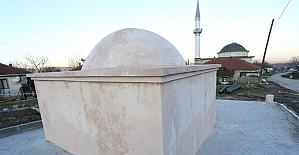 Tarihi Çeşmeler Ayasofya ve Süleymaniye'nin harcıyla restore ediliyor