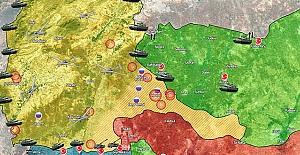 Türkiye Afrin'e girdi, dünya geri adım attı