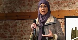 ABD'li Müslüman Kadın başkan adayına tehdit