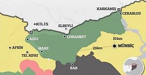 Afrin'de harekatın en kritik noktası
