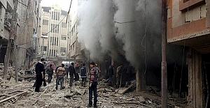 Doğu Guta'da her ay 250 sivil öldürülüyor