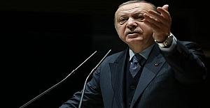 Erdoğan: Sıra Fırat'ın batısında