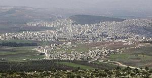 Esed güçleri Afrin'e Ulaşıyor